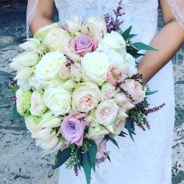 Bold Blossoms Bridal Bouquet